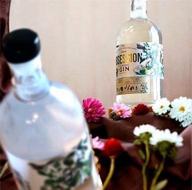 Pasado y Presente | Obsession Gin
