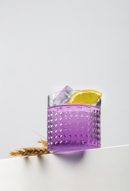 Perfect serve Purple 01 | Obsession Gin