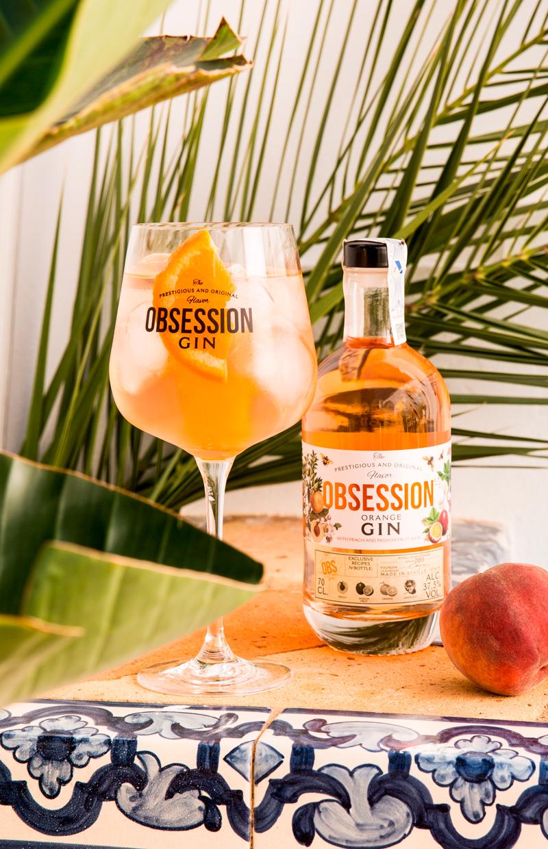 Perfect serve Orange 01   Obsession Gin